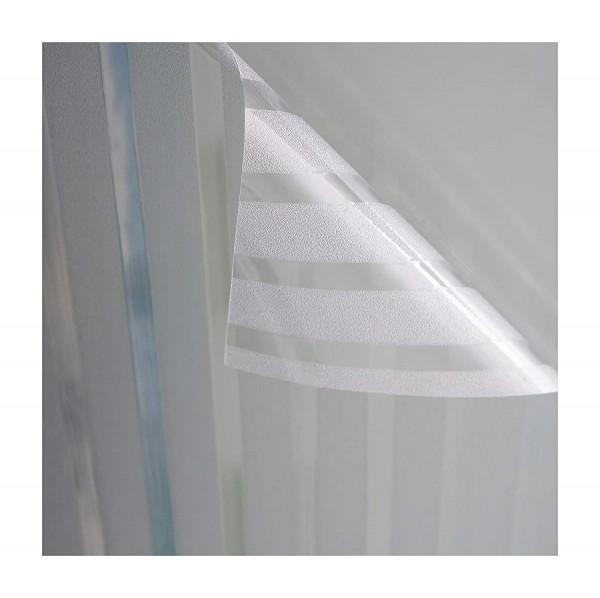 Fensterfolie - Stripe transparent