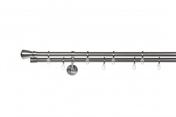 Gardinenstange auf Maß Swing 2-lauf Vorhangstange